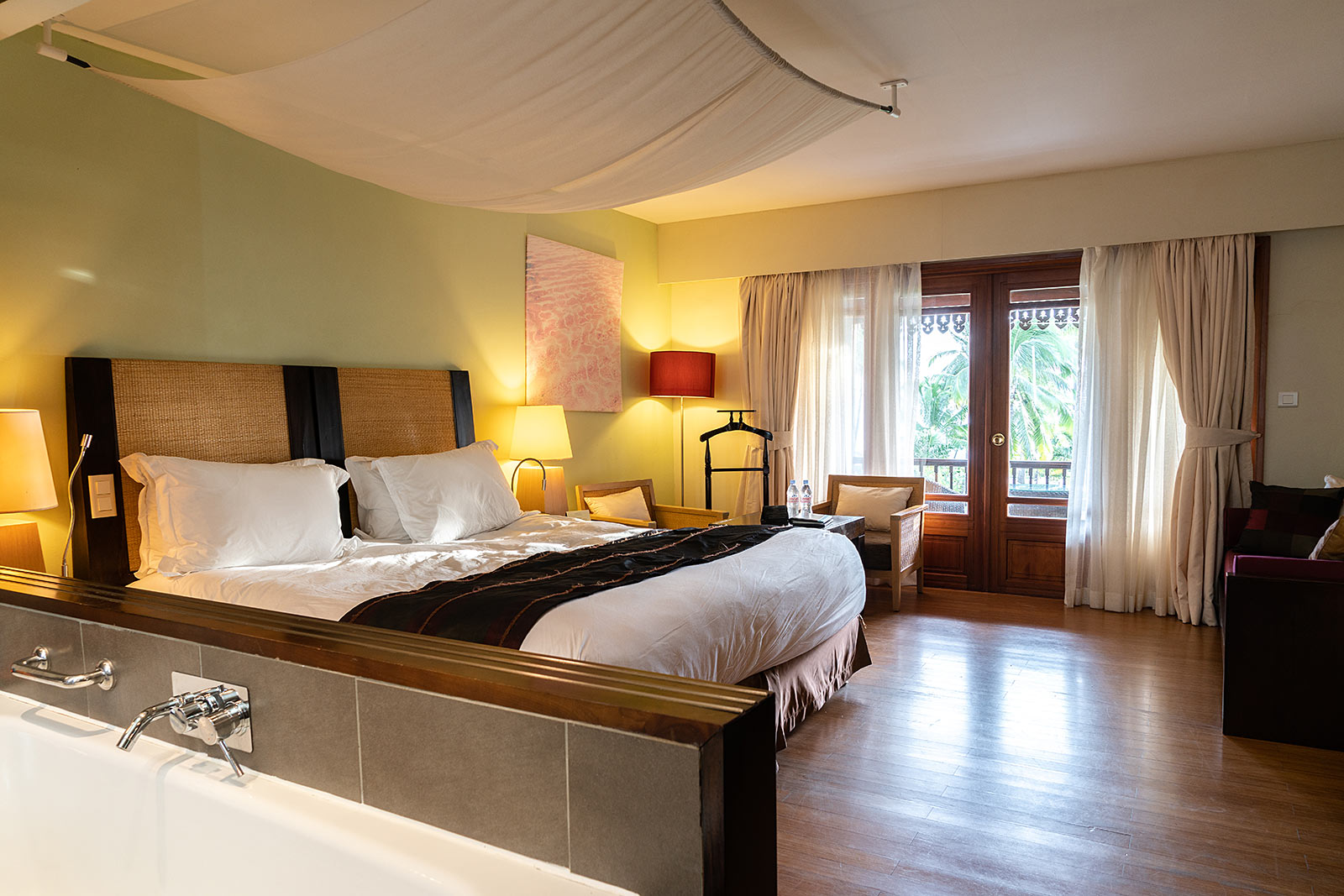 hotel sofitel mauritius zimmer doppelzimmer meerblick travel blog sunnyinga