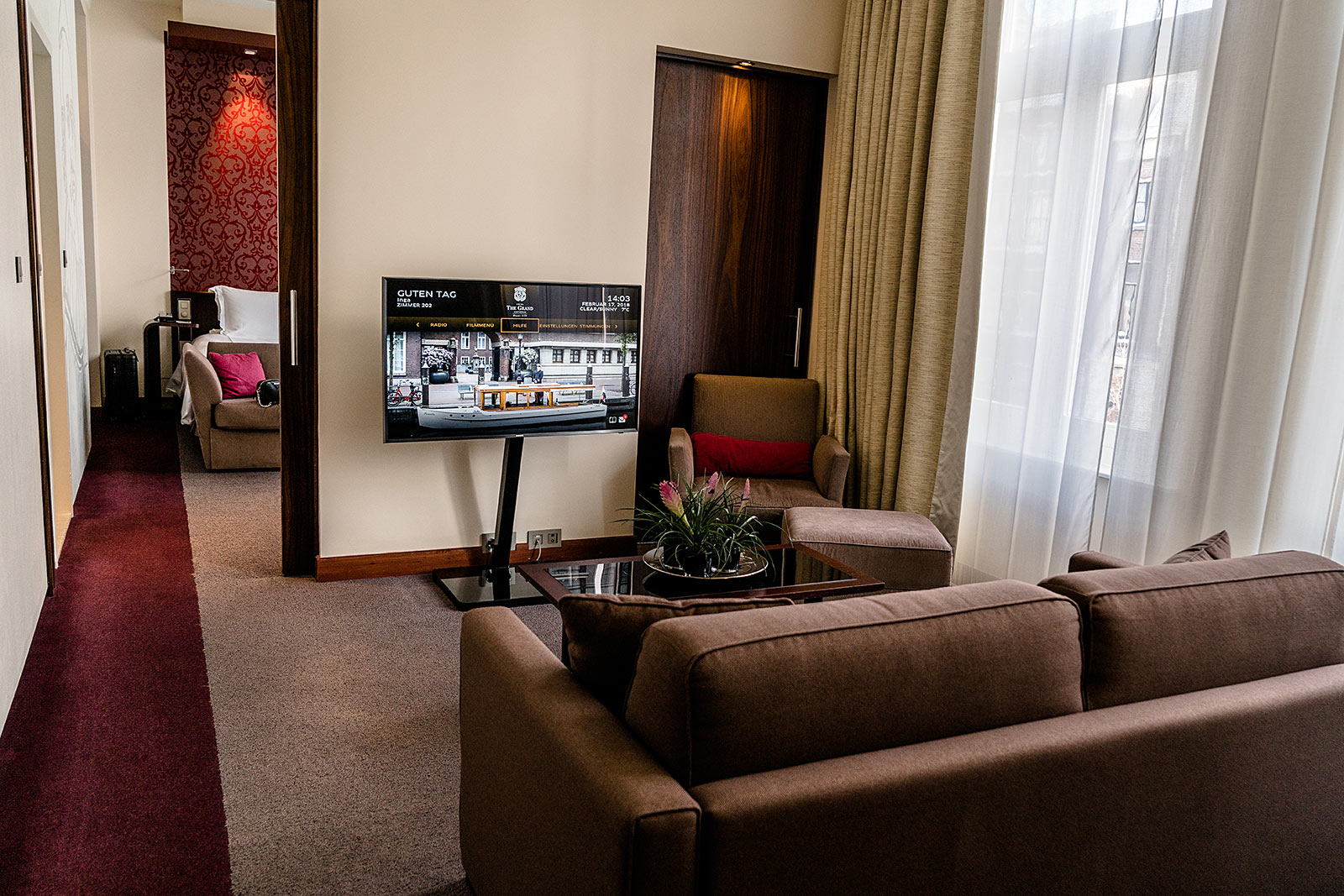 hotel the grand amsterdam prestige suite travel blog sunnyinga