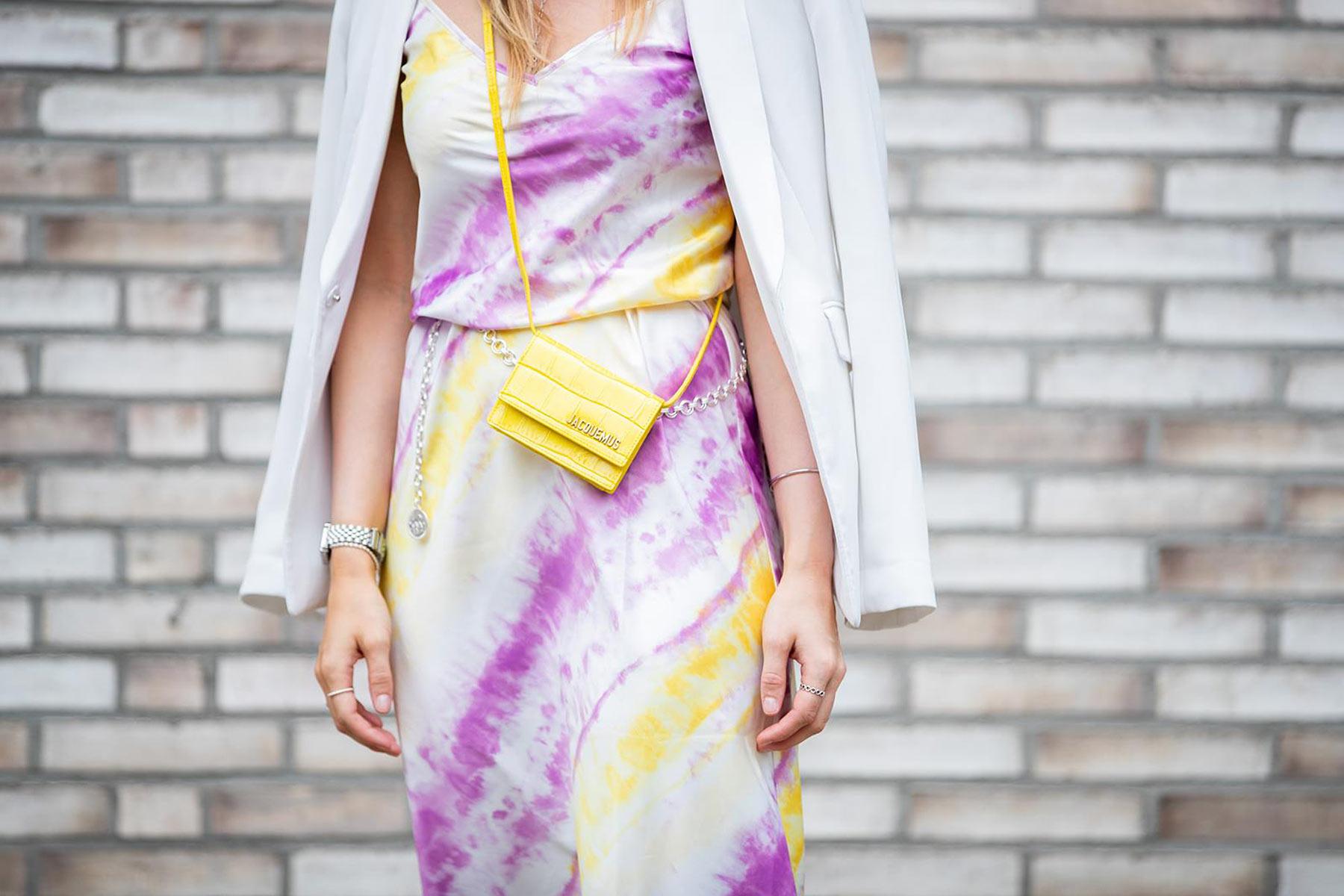 jacquemus tasche gelb le bello minibag fashion blogger inga brauer
