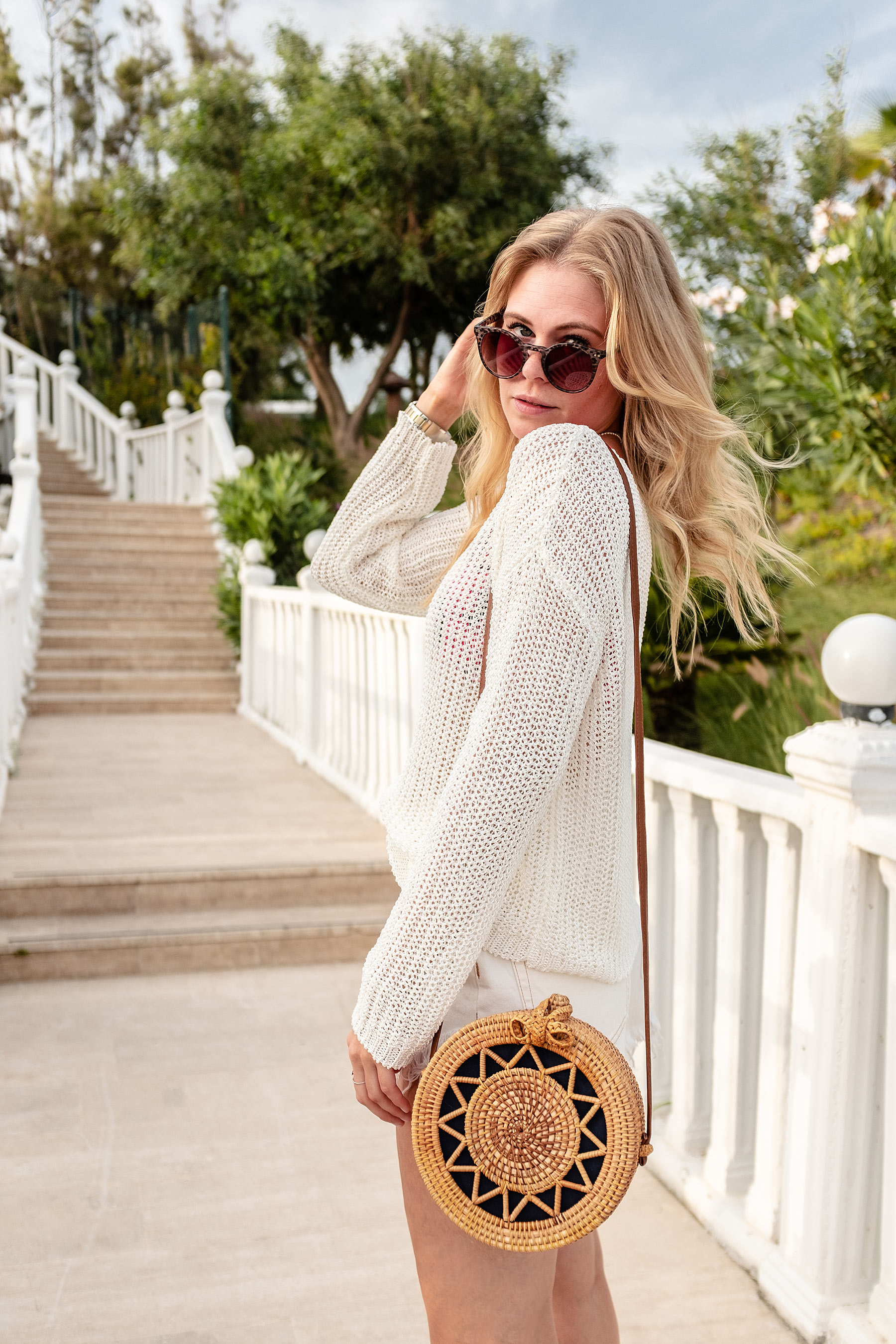 korbtasche deichmann fashion blogger outfit sunnyinga