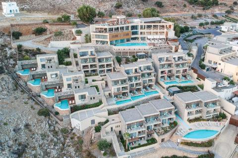 Lindos Blu Luxury Hotel Rhodos Vogelperspektive Travel Blog Sunnyinga
