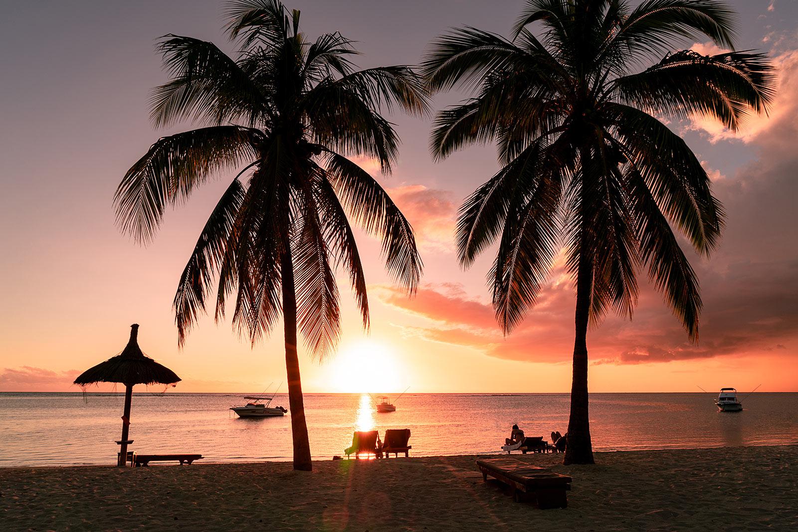 mauritius sonnenuntergang strand hotel sofitel travel guide sunnyinga