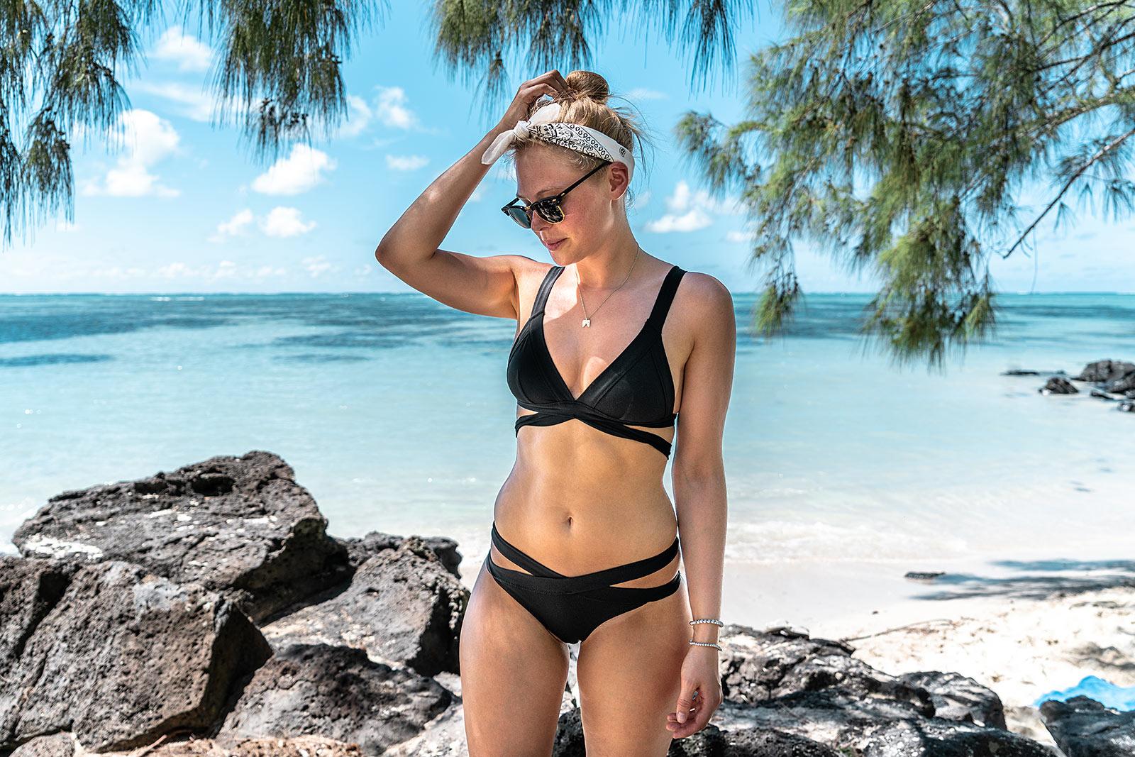 mauritius sunnyinga ile aux cerfs travel blogger