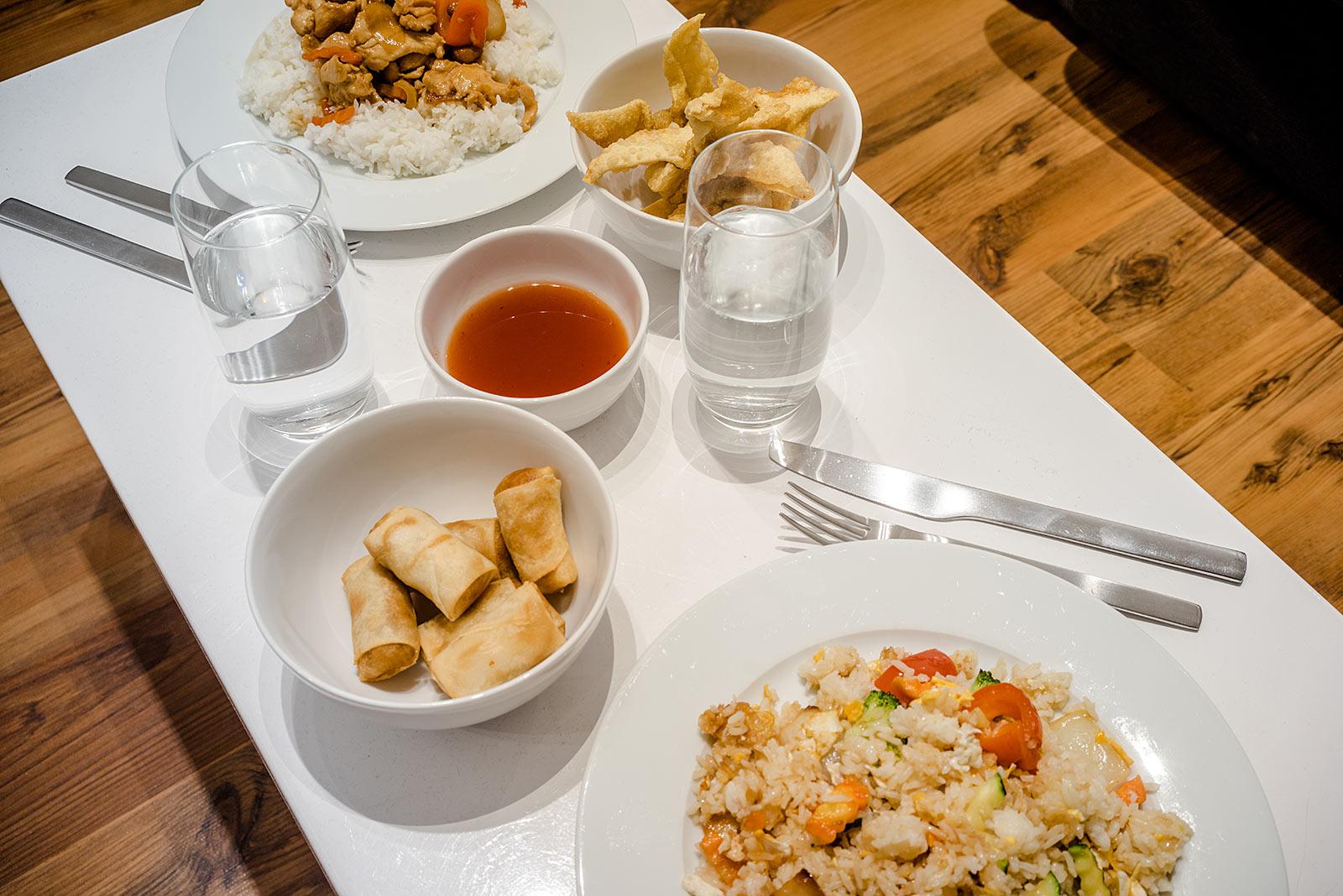 Mekong Düsseldorf foodora Lieferservice Asia China Restaurant Sunnyinga