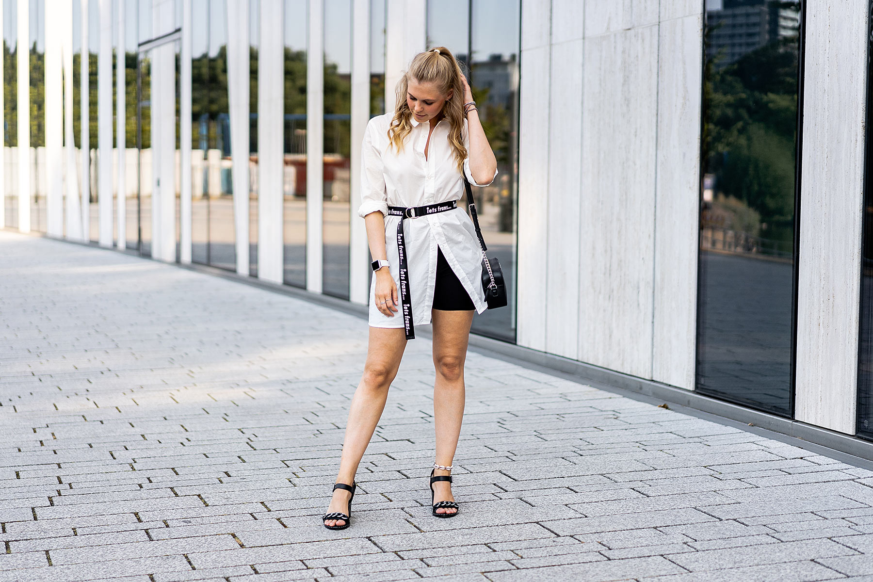 mid heels outfit fashion blogger deichmann blogparade sunnyinga