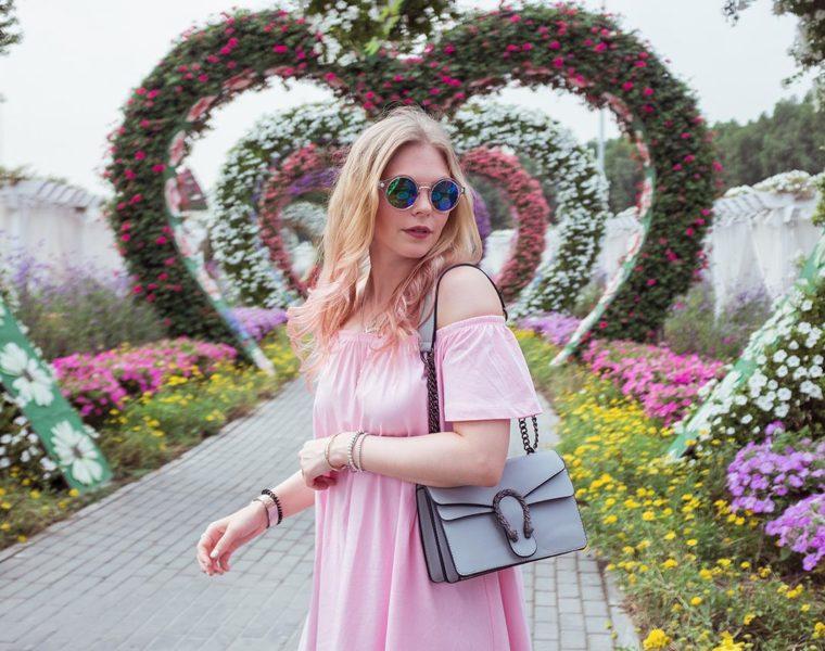 Miracle Garden Dubai Sunnyinga Travelblog