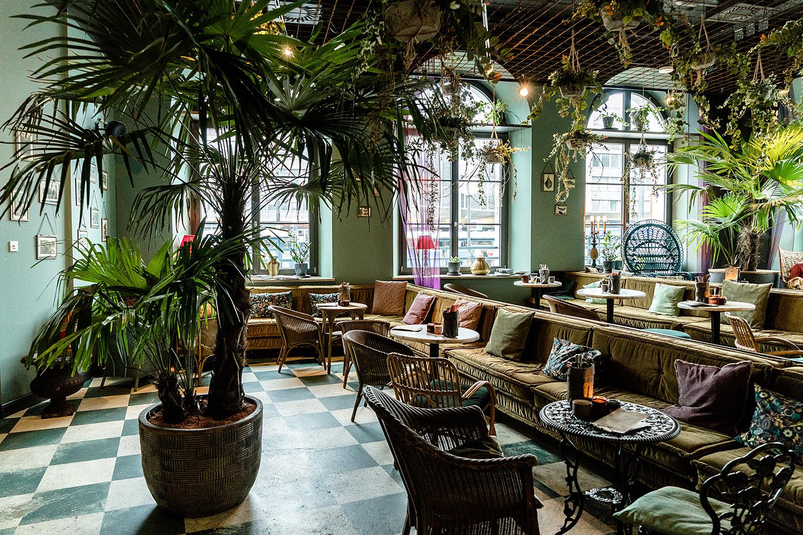 neni israelisches restaurant 25hours hotel münchen the royal bavarian travel blog sunnyinga