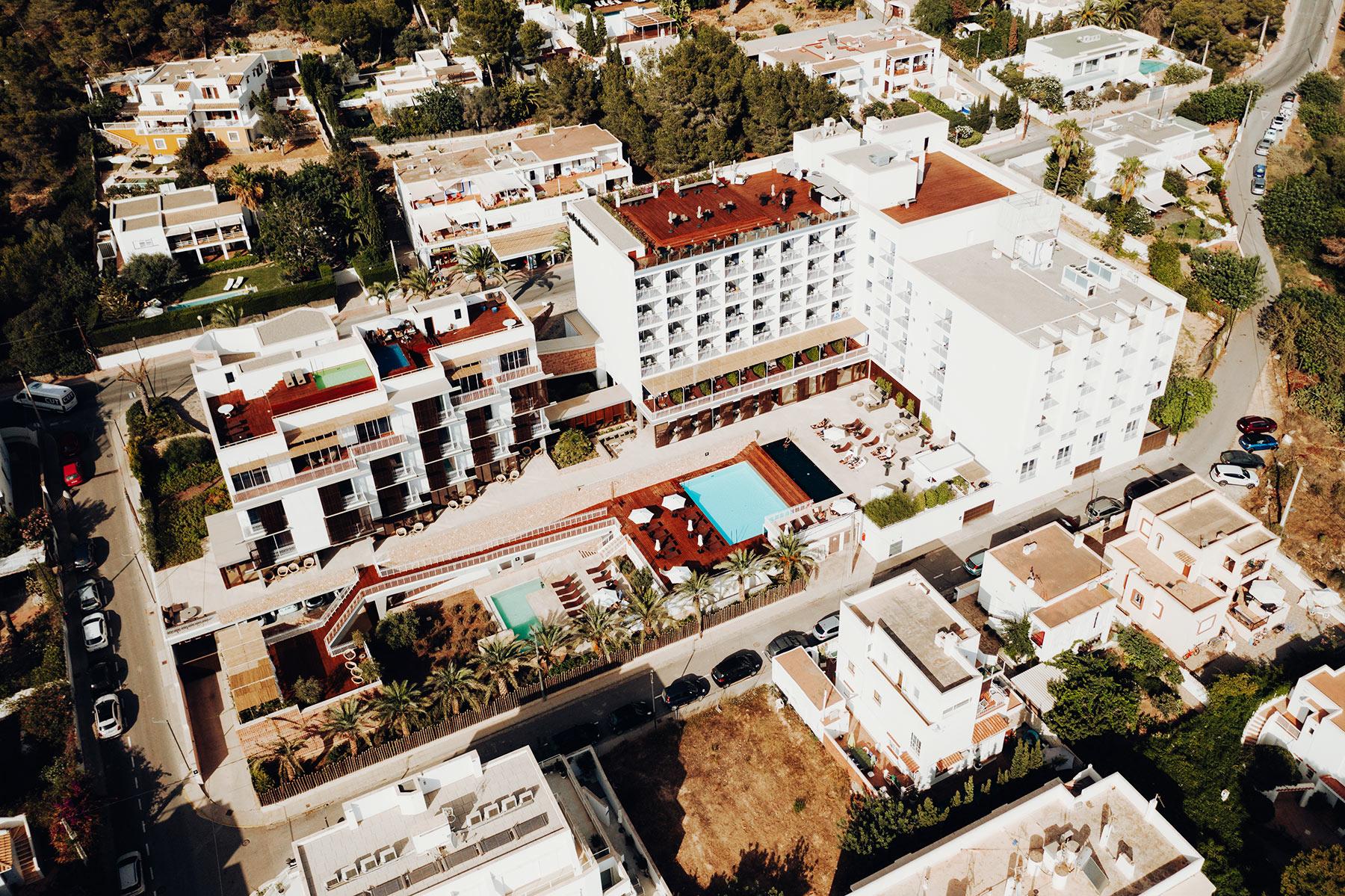 od talamanca drohne hotel ibiza travel blog sunnyinga