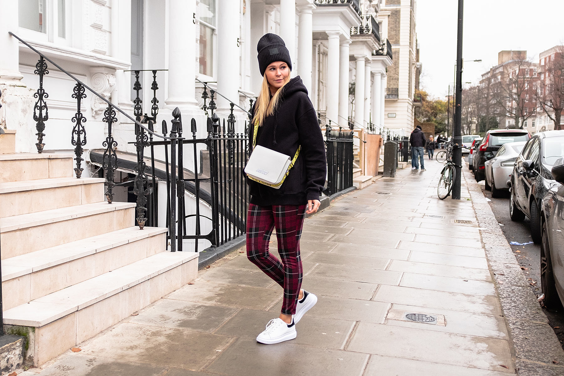 outfit london notting hill fashion blogger sunnyinga
