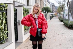 outfit puffer jacket streetstyle fashion blogger sunnyinga