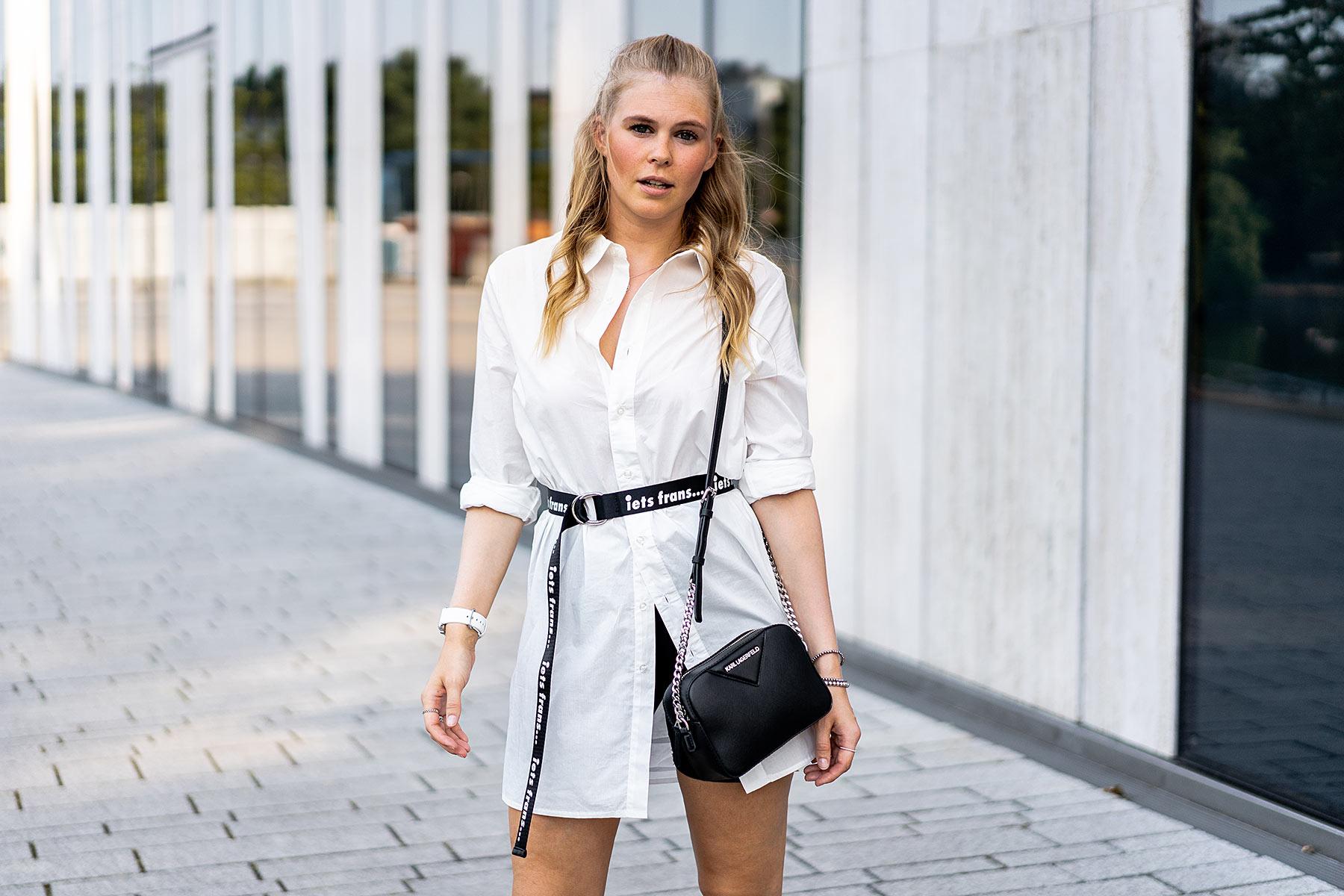 outfit radlerhose fashion blogger sunnyinga
