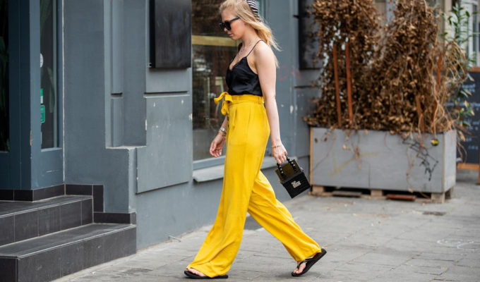 palazzo-hose gelb outfit fashion blogger inga brauer sunnyinga