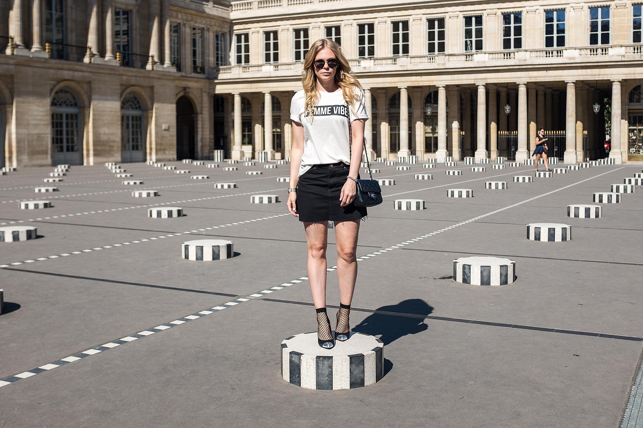 Paris Outfit Parisian Girl Fashion Blog Düsseldorf Sunnyinga