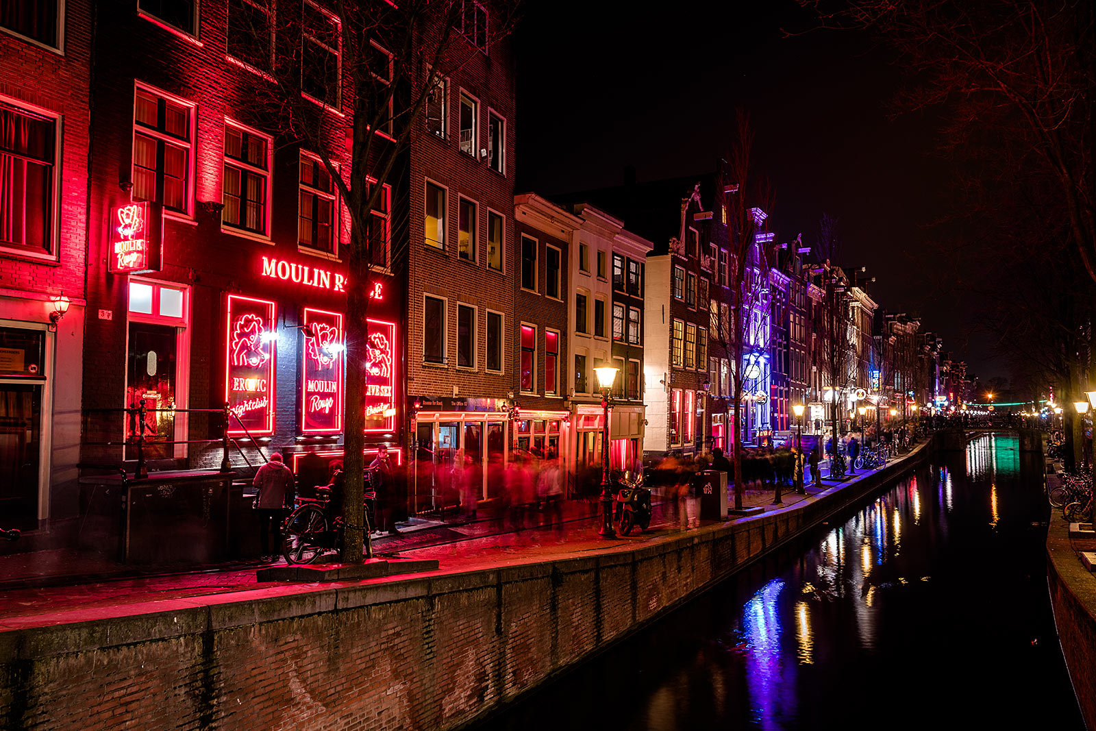red light district amsterdam travel guide blog sunnyinga