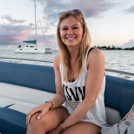 schwimmen mit delfinen mauritius vitamin sea travel blog sunnyinga