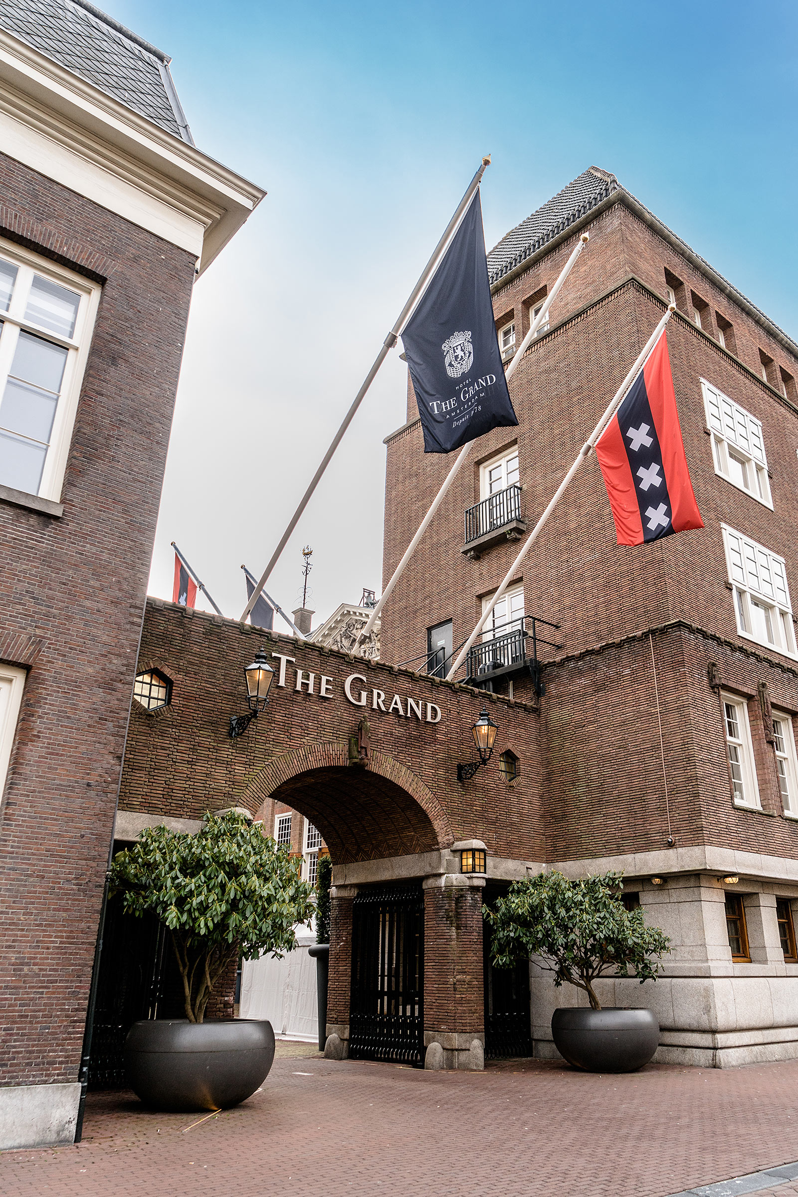 sofitel the grand amsterdam hotel travel blog sunnyinga