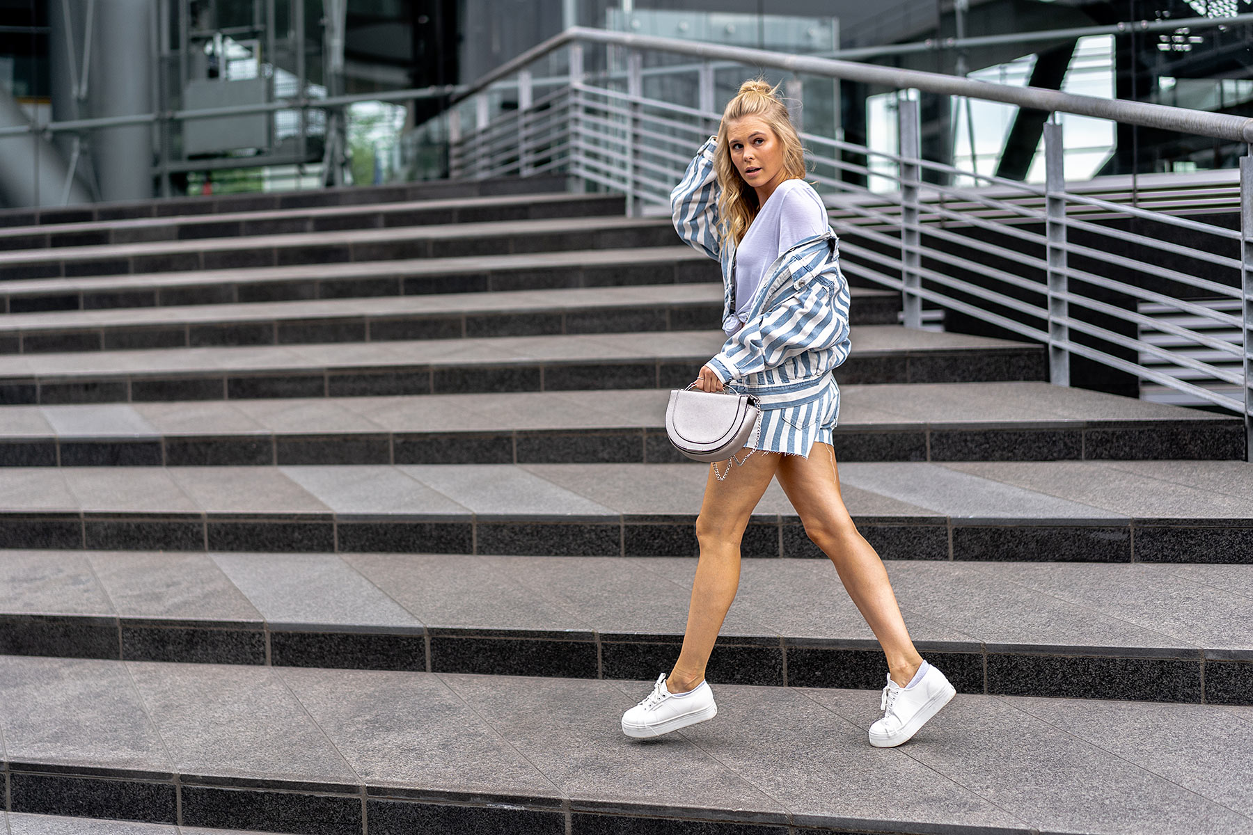 sommer outfit trend zweiteiler fashion blog sunnyinga
