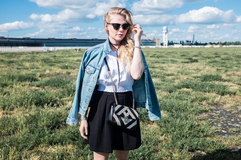 Sommeroutfit Festivallook Fashion Blog Düsseldorf Sunnyinga