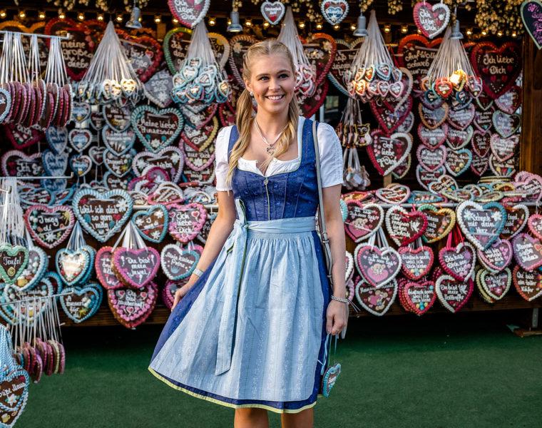 Spieth & Wensky Dirndl Wiesn Outfit Oktoberfest Fashion Blog Sunnyinga
