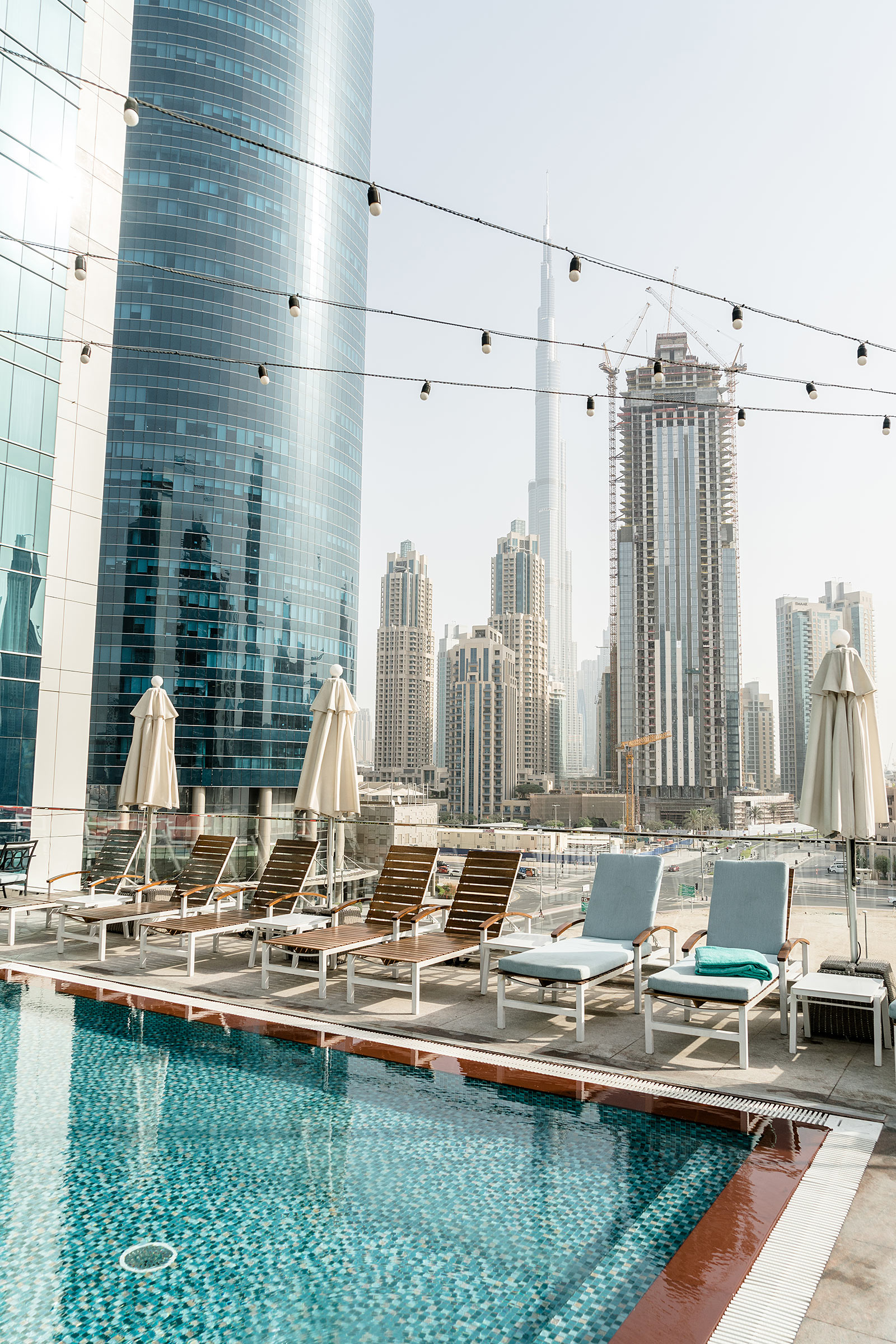 steigenberger dubai pool travel blog sunnyinga