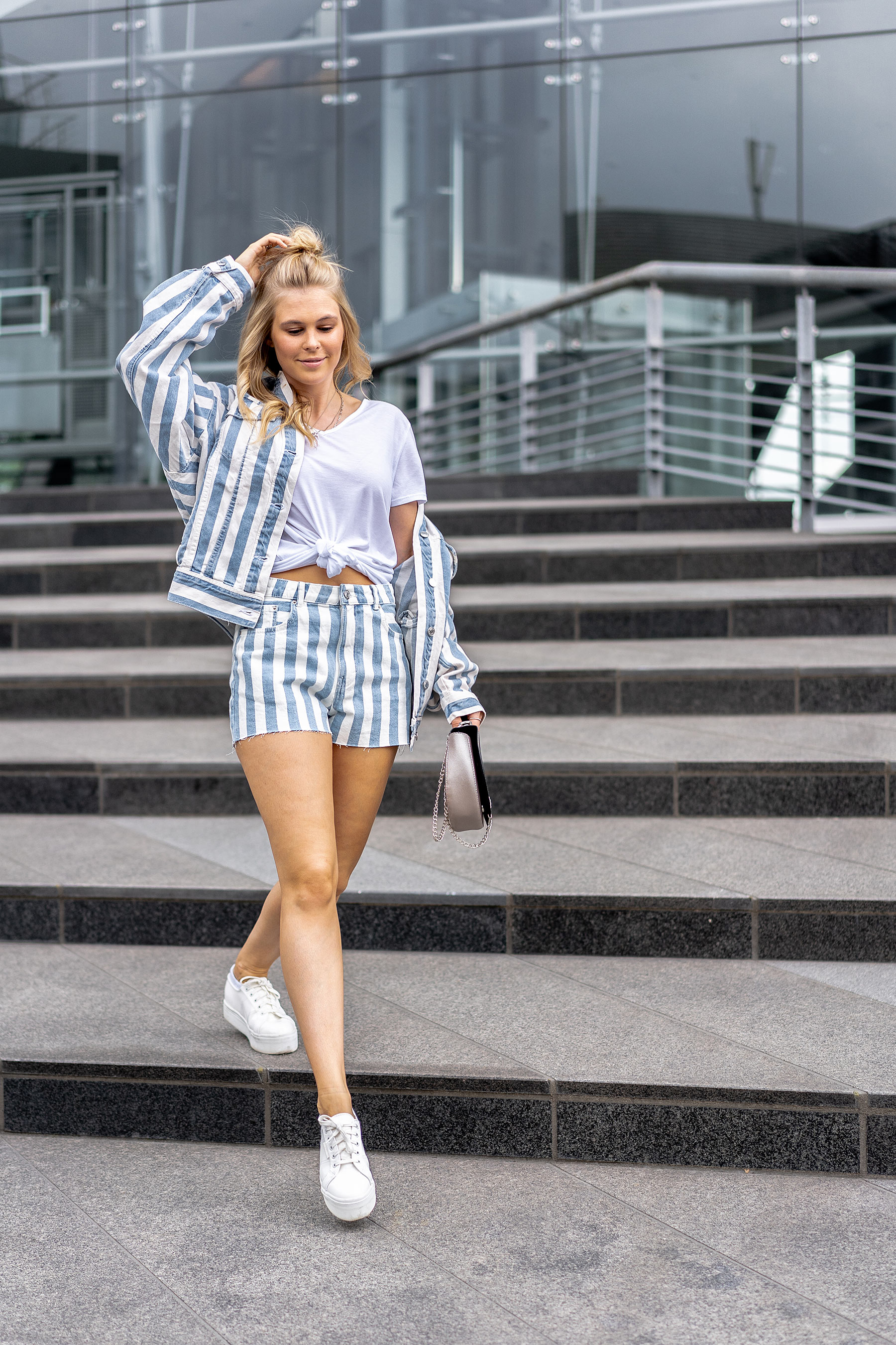 sunnyinga fashion blogger düsseldorf streetstyle sommer outfit zweiteiler
