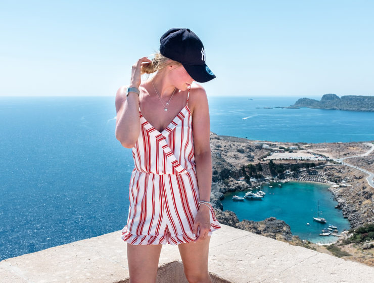 Sunnyinga Lindos Rhodos Griechenland Travel Blog