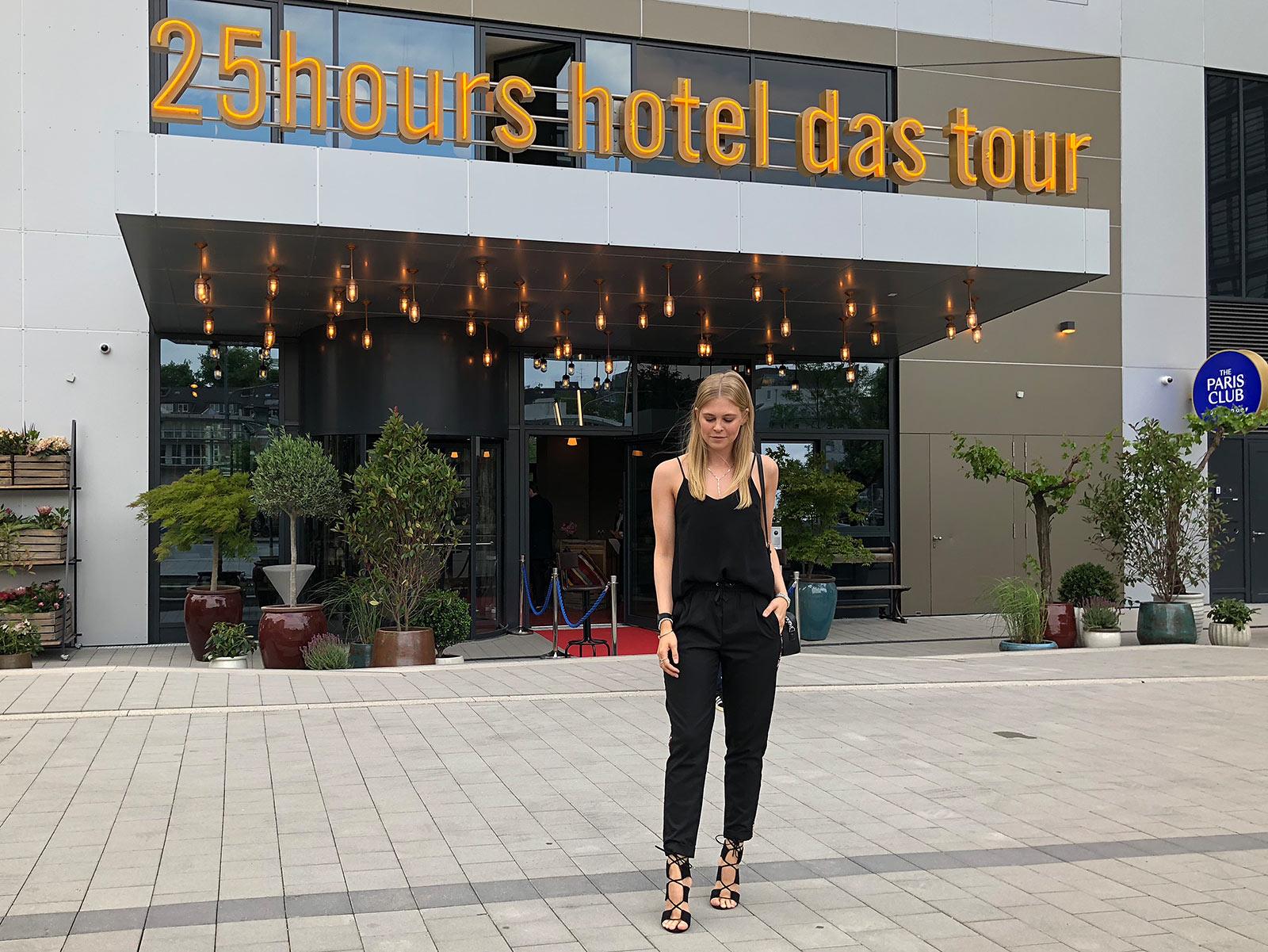 the paris club düsseldorf bar restaurant 25hours hotel sunnyinga