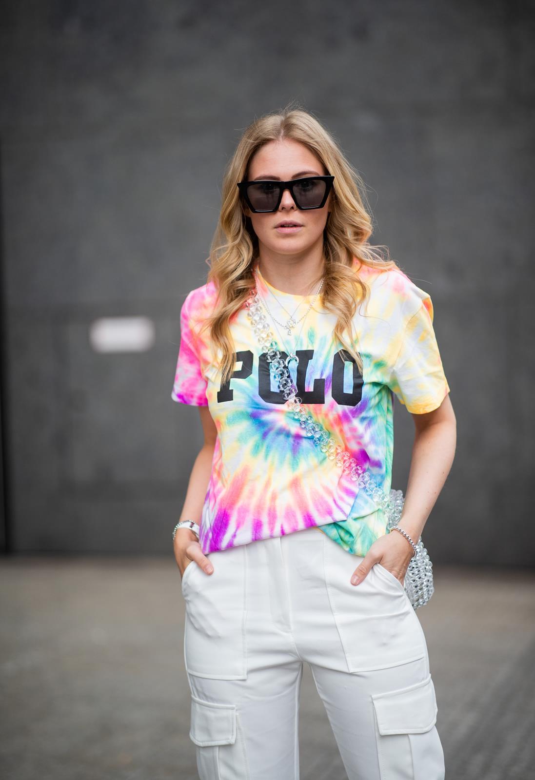 tie dye shirt polo ralph lauren influencer inga brauer