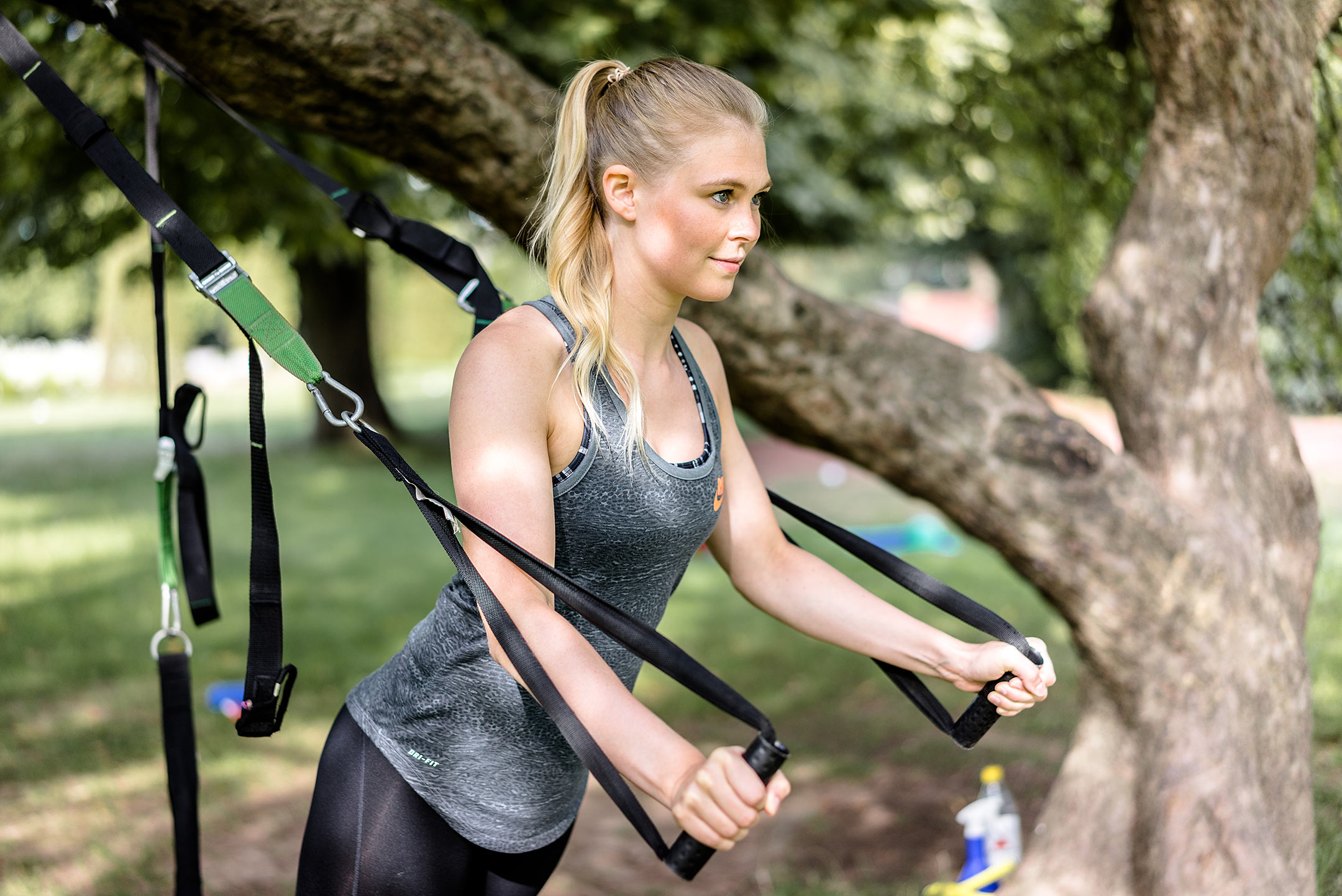 TRX Training Düsseldorf Original Bootcamp Outdoor Sunnyinga