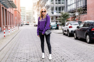 ultra violet outfit trendfarbe streetstyle fashion blogger sunnyinga