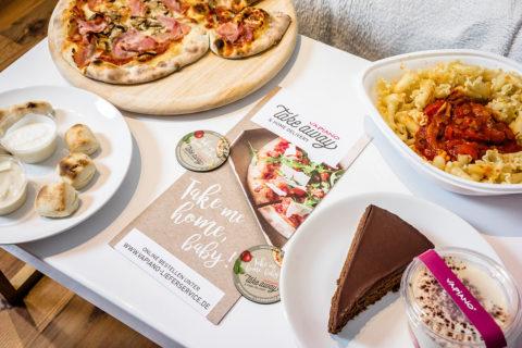 Vapiano Lieferservice Düsseldorf Food Blog Sunnyinga