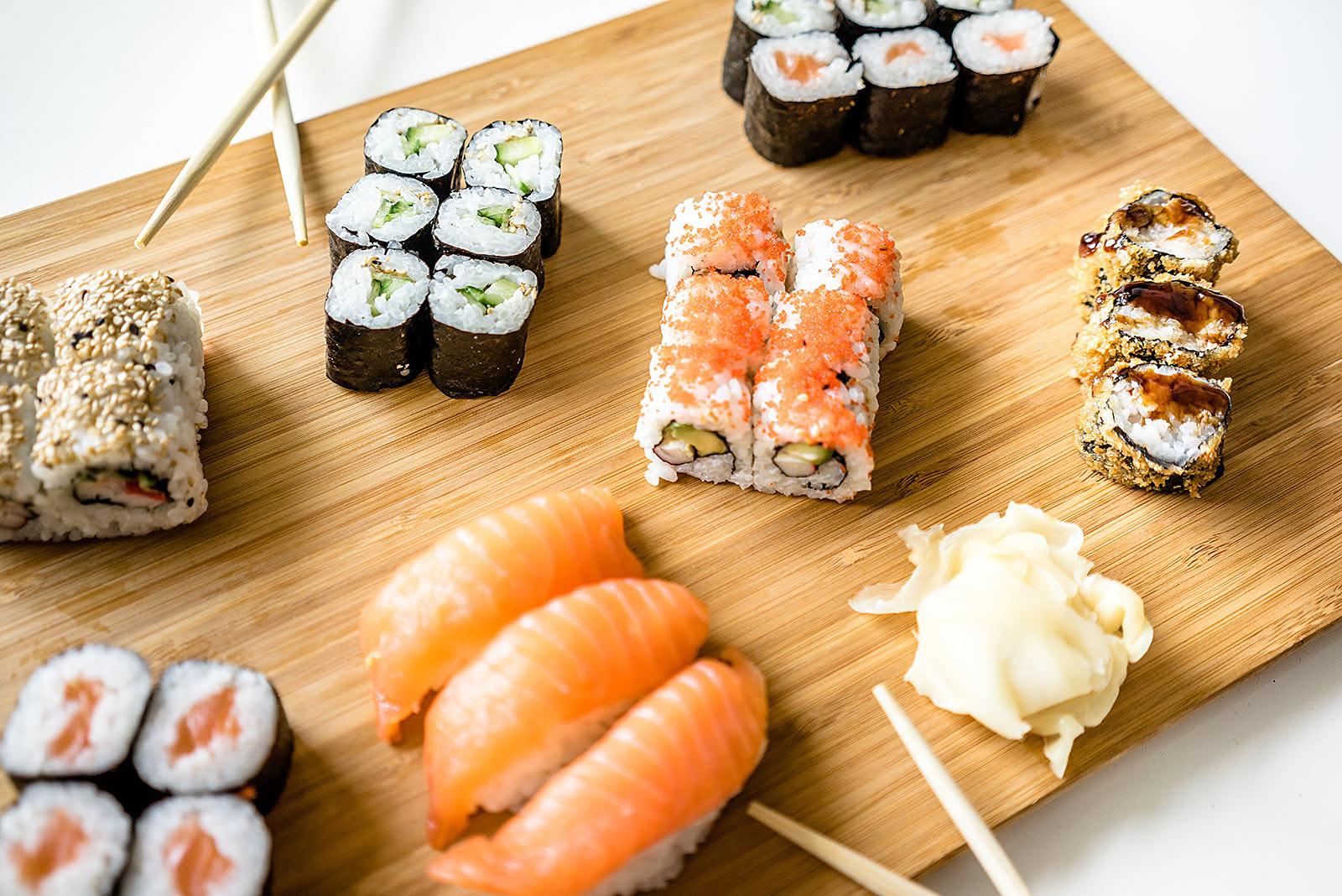 Wakaiido Düsseldorf foodora Lieferservice Sushi Restaurant Sunnyinga