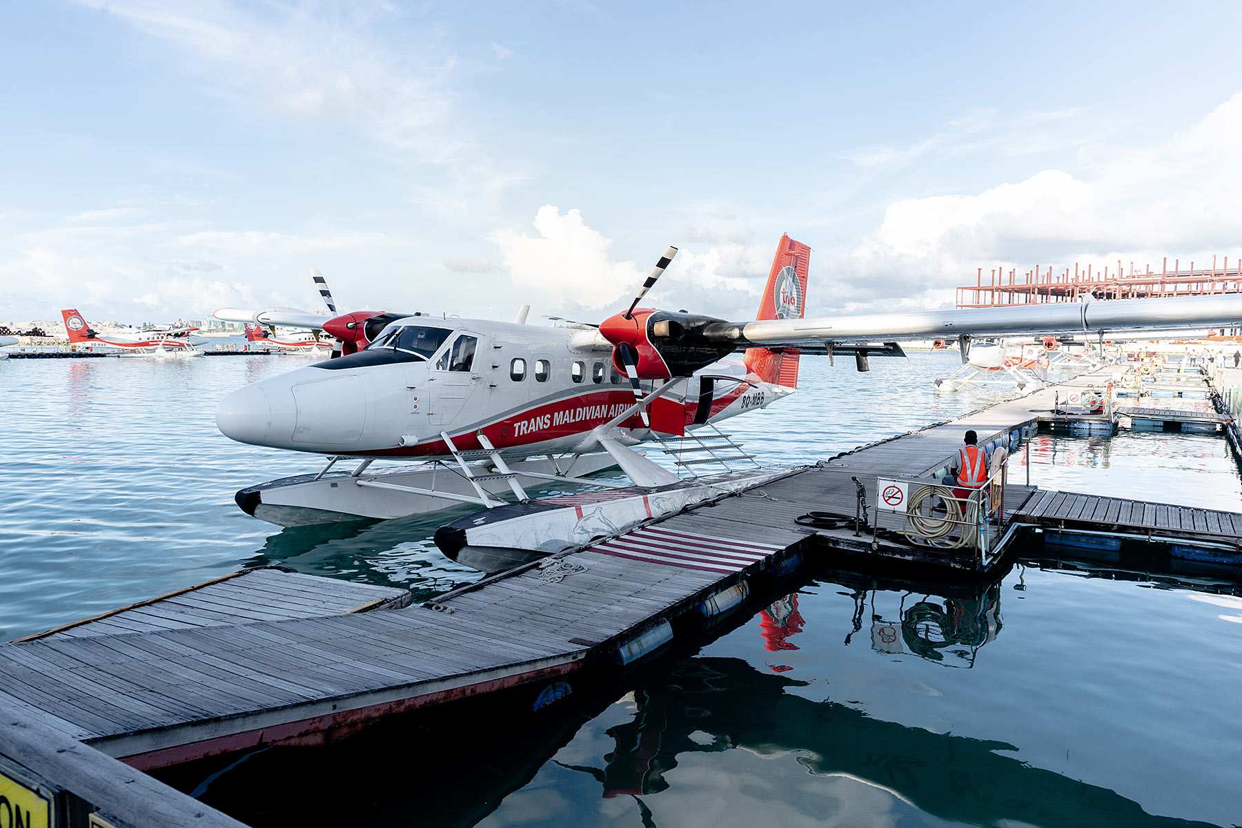 wasserflugzeug malediven trans maldivian airways travel blog sunnyinga