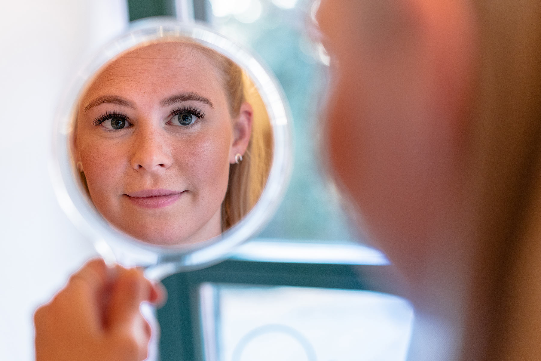 wimpernverlängerung düsseldorf make your eyes nice lifestyle blogger sunnyinga